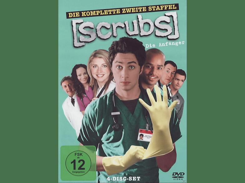 Scrubs - Staffel 2 [DVD]