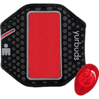 YURBUDS ErgoSport mit LED Armband