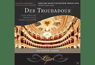 Jussi Björling, Norina Geco, Bruna Castagna, Chor & Orchester der New Yorker Oper - Der Troubadour  - (CD)
