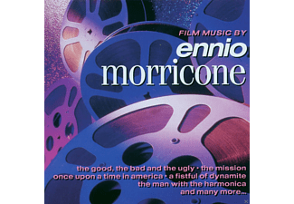 Ennio Morricone - Film Music By Ennio Morricone - (CD)