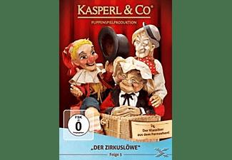 """Kasperl & Co. - """"der Zirkuslöwe"""" Folge 5  - (DVD)"""