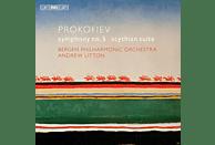 Bergen Philharmonic Orchestra - Sinfonie 5 Und Skythische Suite [SACD Hybrid]