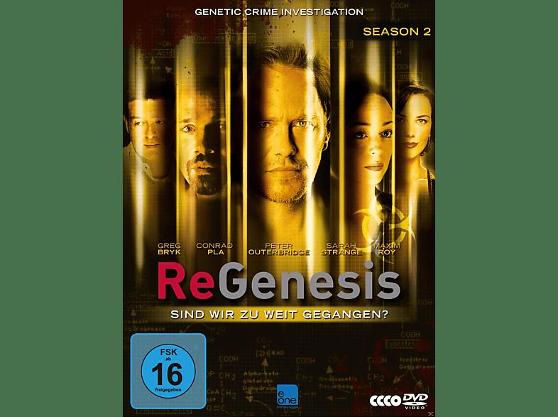 ReGenesis - Season 2 [DVD]
