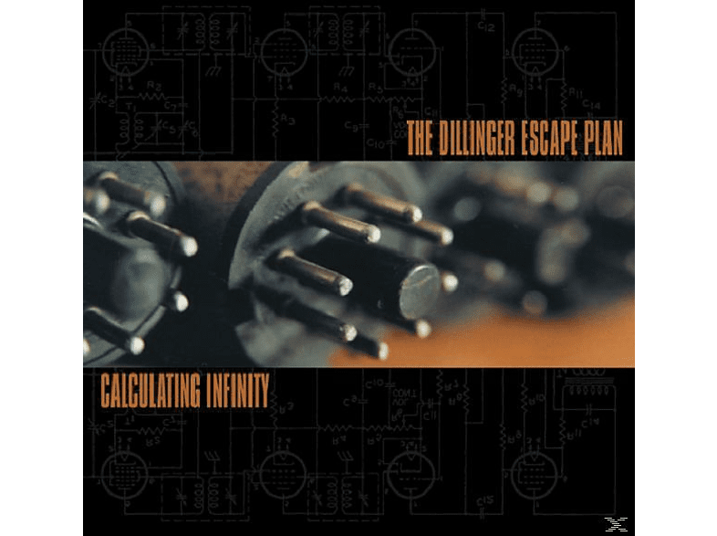 The Dillinger Escape Plan - CALCULATING INFINITY [CD]