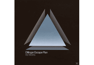 The Dillinger Escape Plan - Ire Works  - (CD)