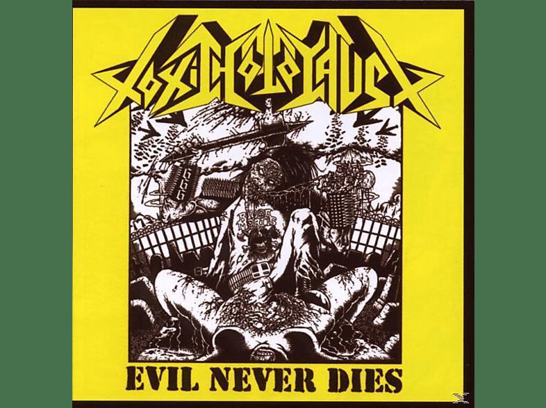 Toxic Holocaust - Evil Never Dies [CD]