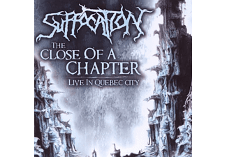 Suffocation - Close Of A Chapter-Live - (CD)