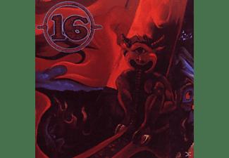16 - Drop Out  - (CD)