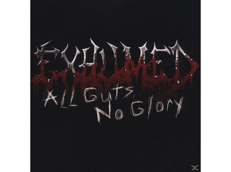 Exhumed - All Guts, No Glory [CD]