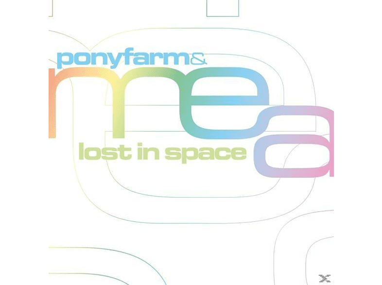 Ponyfarm & Mea - Lost In Space [CD]