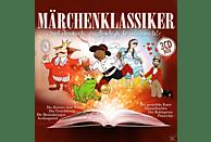 Gebrüder Grimm;H.C. Andersen;Carlo Collodi - Märchenklassiker-auf deutsch, englisch, französich - (CD)