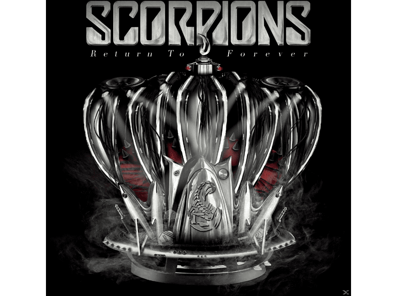 Scorpions - Return To Forever [CD]