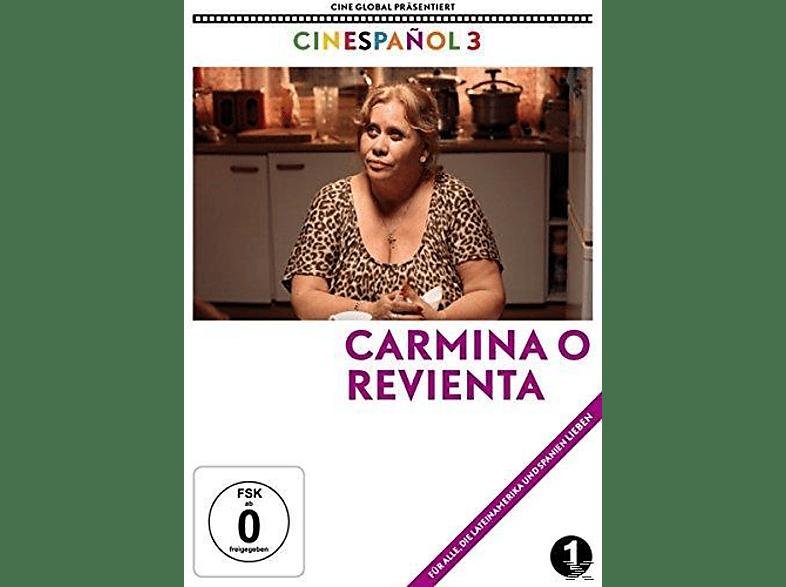 Carmina o Revienta [DVD]