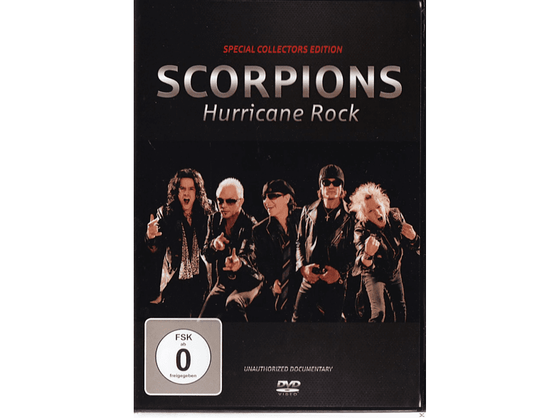 Hurricane Rock/Docu. [DVD]