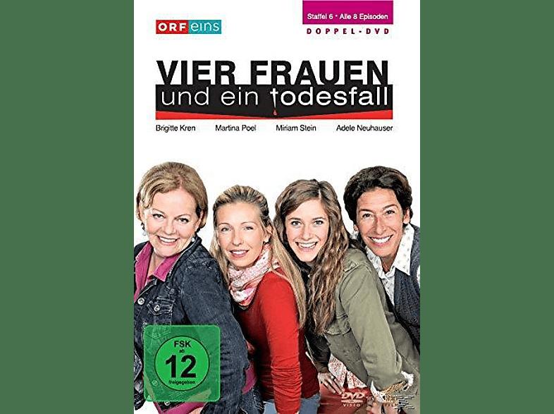 Vier Frauen und ein Todesfall - Staffel 6 [DVD]