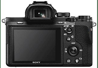 Cámara EVIL - Sony ALPHA ILCE-7M2, Cuerpo, Sensor de 24,3 Mp, Negro