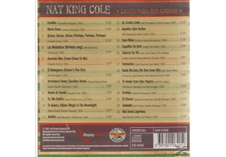 Nat King Cole - Canta Para Sus Amigos  - (CD)