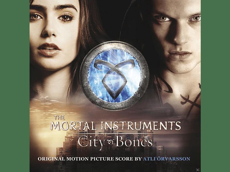 Atli Oervarsson - The Mortal Instruments - City Of Bones [CD]