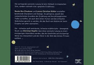 Antoine De Saint-Exupéry - Der kleine Prinz  - (CD)