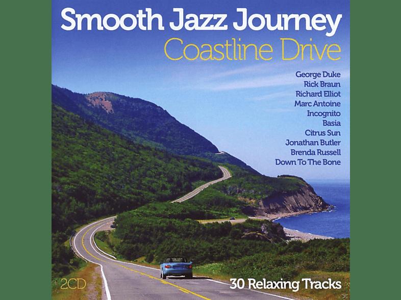 VARIOUS - Smooth Jazz Journey: Coastline Drive [CD]