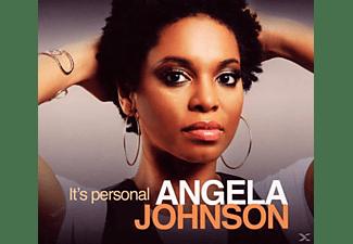 Angela Johnson - It's Personal  - (CD)
