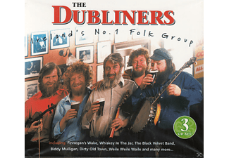The Dubliners - Ireland's No.1 Folk Group - (CD)