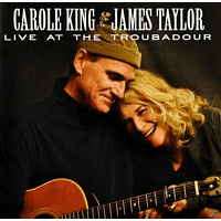 King, Carole / Taylor, James - Live At The Troubadour [CD]