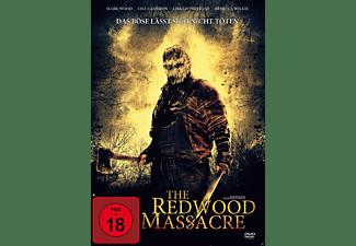 The Redwood Massacre DVD