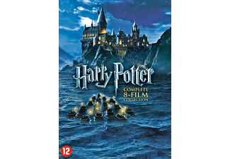 Harry Potter: La collection complete 1-7.2 - DVD