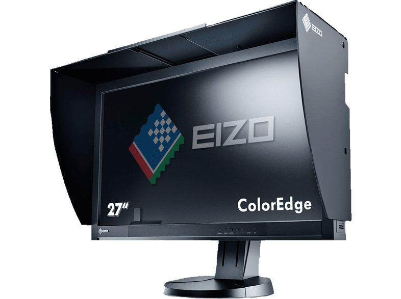 EIZO CG277-BK 27 Zoll WQHD Monitor (6 ms Reaktionszeit, 60 Hz)