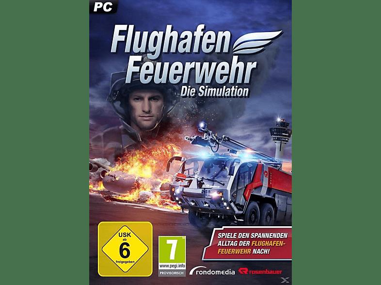 Flughafen-Feuerwehr: Die Simulation [PC]