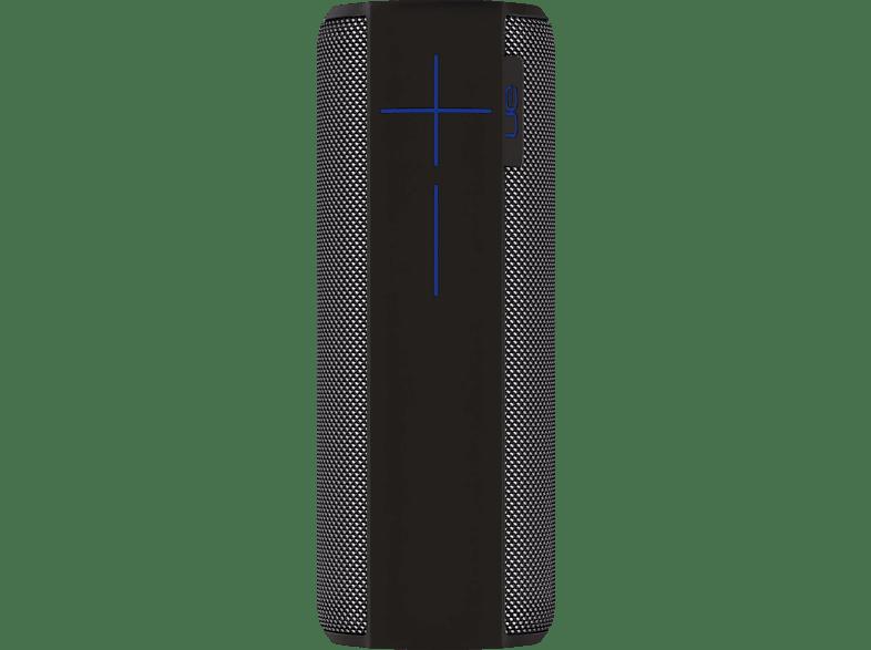 ULTIMATE EARS MEGABOOM Bluetooth Lautsprecher, Charcoal Schwarz, Wasserfest