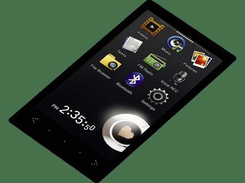 HAMA Universelle Smartphone Halterung Kfz-Halterung, Schwarz