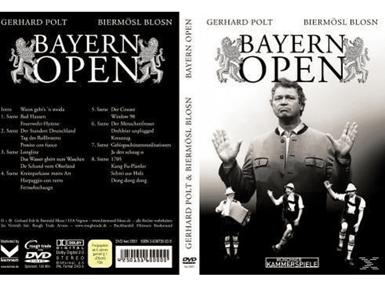 Bayern Open - Gerhard Polt und die Biermösl Blos [DVD]