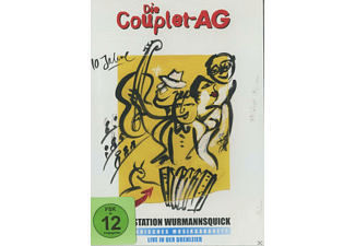 Die Couplet AG - Endstation Wurmannsquick - (DVD)