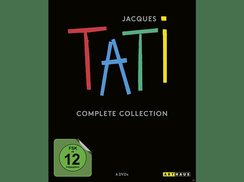 Jacques Tati Collection [DVD]