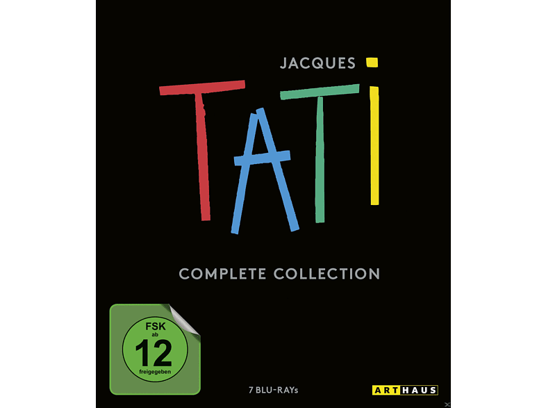 Jacques Tati Collection [Blu-ray]