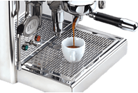 ECM 81044 Classika II Espressomaschine Edelstahl