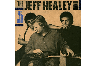 Jeff Healey Band - See The Light  - (Vinyl)