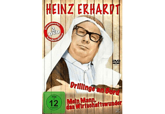 Heinz Erhardt - Drillinge an Bord DVD