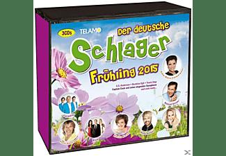 VARIOUS - Der Deutsche Schlager Frühling 2015  - (CD)