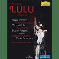 VARIOUS, Staatskapelle Berlin, Orchester Der Staatsoper Berlin - Berg, Alban - Lulu [DVD]