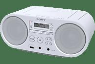 SONY ZS-PS50B CD Player (Weiß)