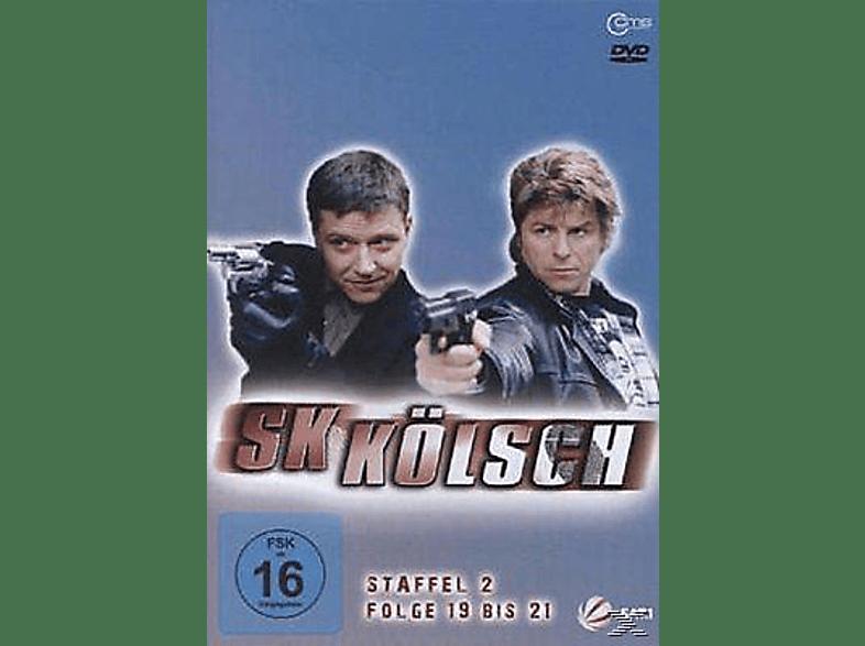 SK Kölsch - Staffel 2.3 [DVD]