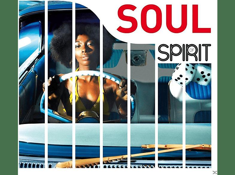 VARIOUS - Spirit Of Soul [CD]
