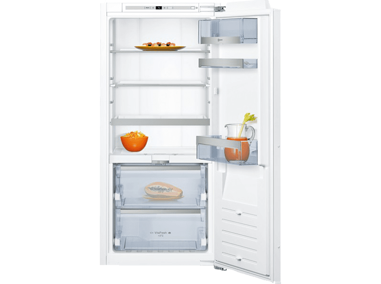 NEFF KN 436 A2 - KI8413D30  Kühlschrank (A++, 120 kWh/Jahr, 1221 mm hoch, Weiß)