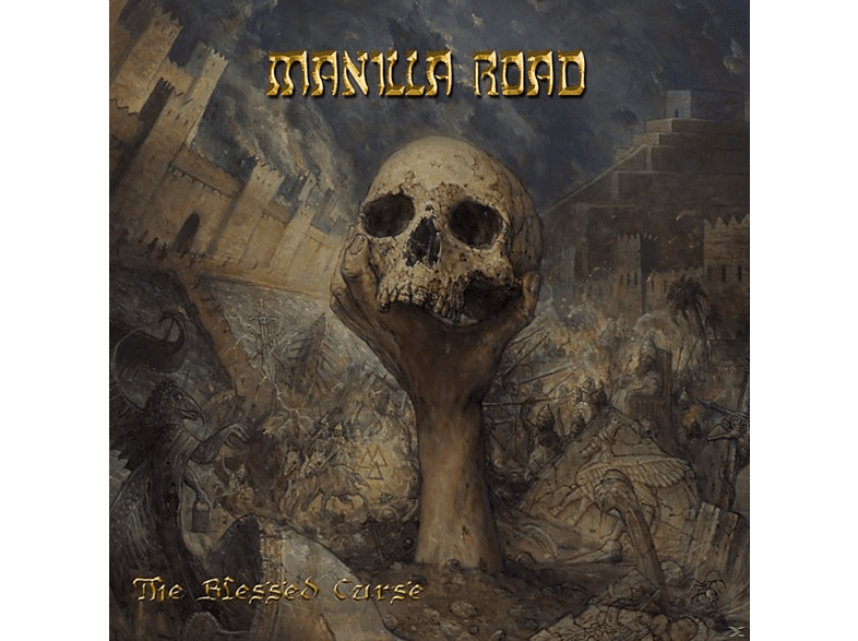 Manilla Road - The Blessed Curse - After The Muse [Vinyl]