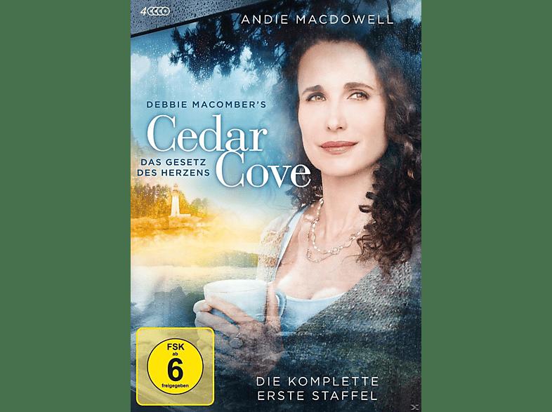 Cedar Cove: Das Gesetz des Herzens - Staffel 1 [DVD]