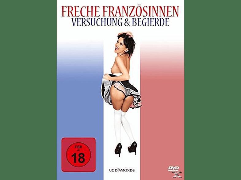 Freche Französinnen - Versuchung & Begierde [DVD]