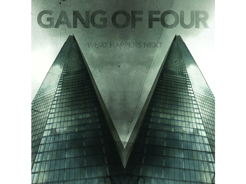Gang of Four - What Happens Next [CD]